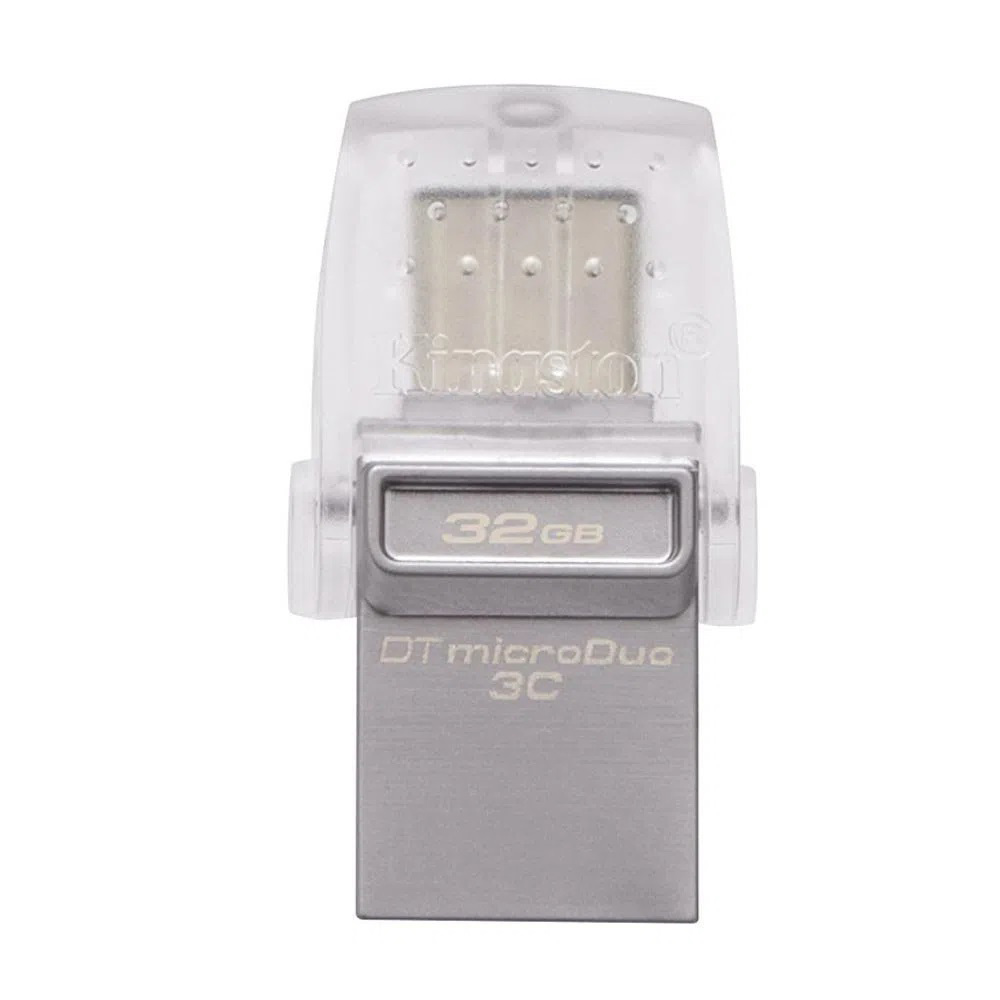 Pen Drive 32GB Type-C 3.1 microDuo DataTraveler Kingston