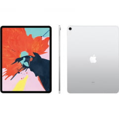 "iPad Apple Pro LTE 256GB 12.9"" Cinza"