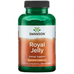 Swanson Royal Jelly 100 softgels