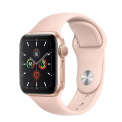 Apple Watch Series 5 40mm LTE Rosa