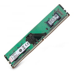Memoria Ram Kingston 4gb Ddr4 Pc4-2400 Cl17 288