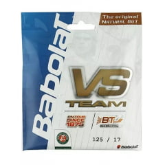 Babolat Vs Team Natural Gut - Tripa Natural - Sets Lacrado