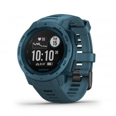 Relogio Smartwatch Instinct Outdoor Garmin Lakeside