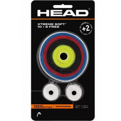 Overgrip Head Xtreme Soft Pack Com 12 Unidades