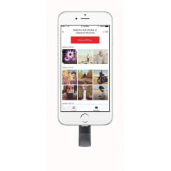 Sandisk Ixpand 128gb Para Iphone E Ipad Flash Drive Curvado - TopShop