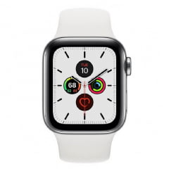 Apple Watch Series 5 40mm LTE com Pulseira Esportiva
