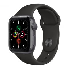 Apple Watch Series 5 Preto MWWE2
