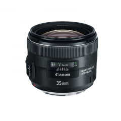 Canon EF 35mm f/2.0 IS USM Lens