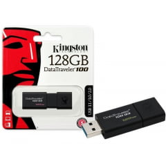 Pen drive DataTraveler 100 G3 128GB Kingston